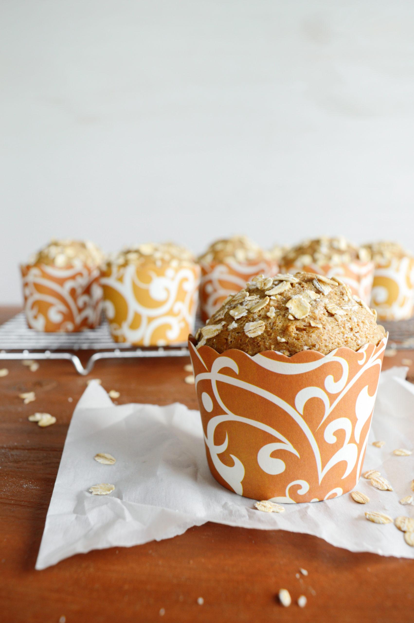 Photo Muffins a la tarte aux pommes 1 1 sur 1 scaled