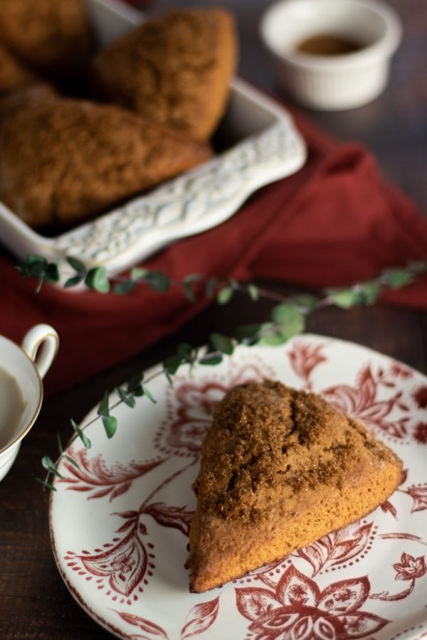 Photo ''Scones au pain d'épices'' 1-min